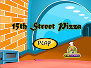 15th street pizza cooking game
