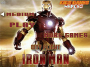 Iron Man – City Flight