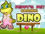 Peppy's Pet Caring – Dino