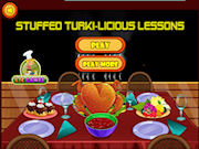 Stuffed turki-licious lessons