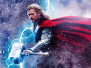 Thor The Dark World – Spot the Numbers