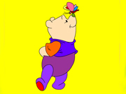 Winnie the Pooh Best Coloring