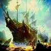 GHOST SHIP IMAGE PUZZLE 2