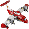 Lego Airplane Jigsaw