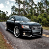 Luxury Black Audi S5